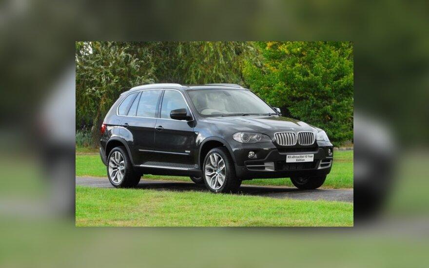 BMW X5 speciali versija