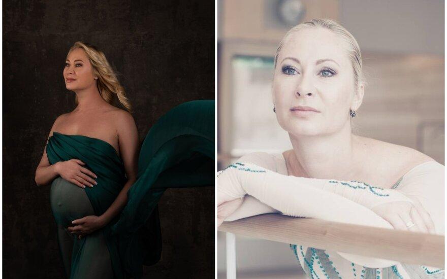 Balerina Neli Beliakaitė /Foto: Viktorija Fedirko