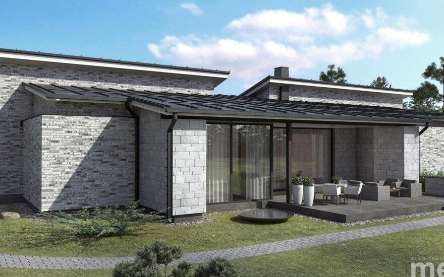Prezidentės namo projektas