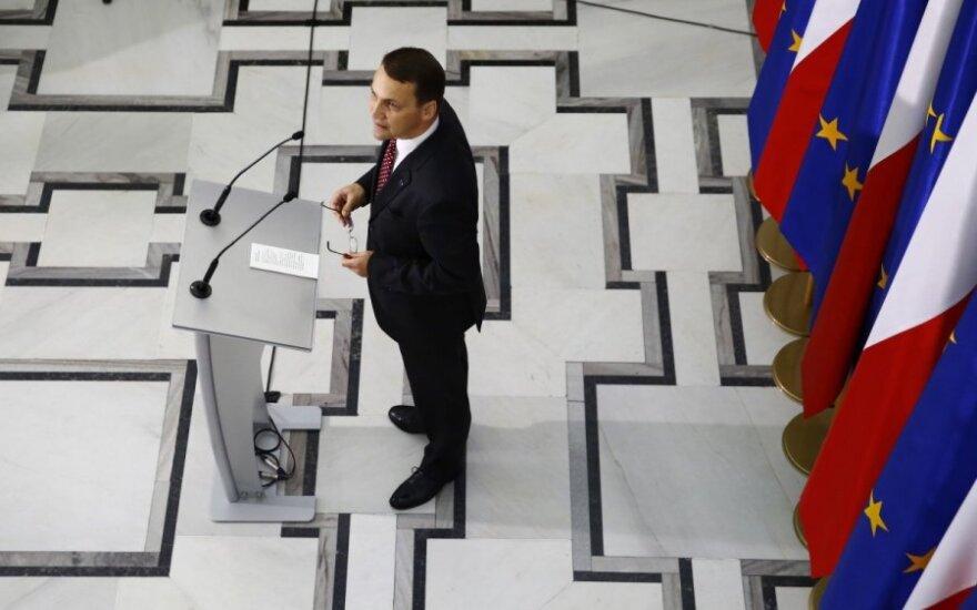 Lenkija po daug triukšmo sukėlusio interviu: nutiko blogai