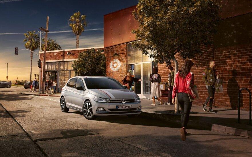 "Šeštosios kartos ""Volkswagen Polo"""
