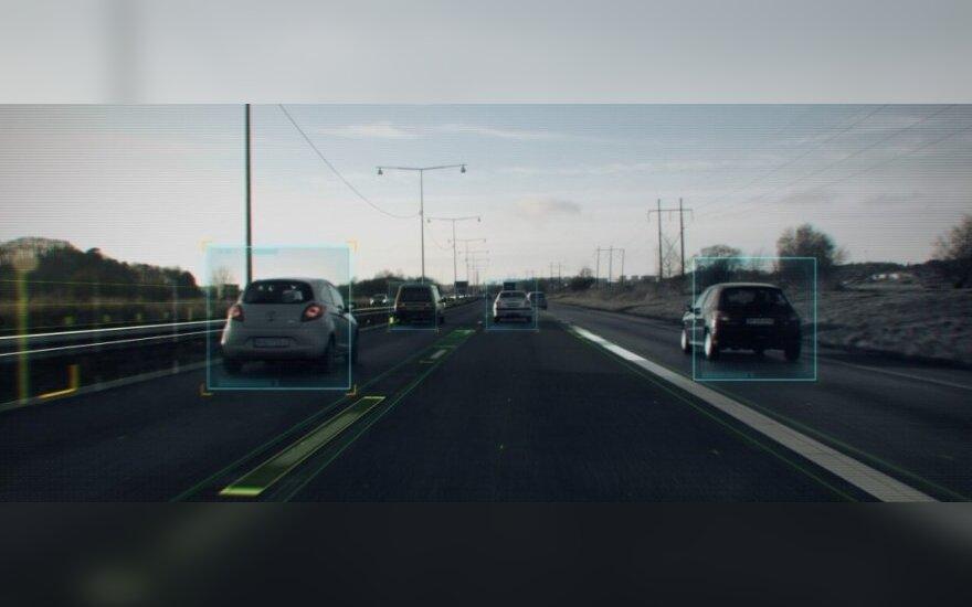 Volvo kuria autonomiškai važiuojančius automobilius