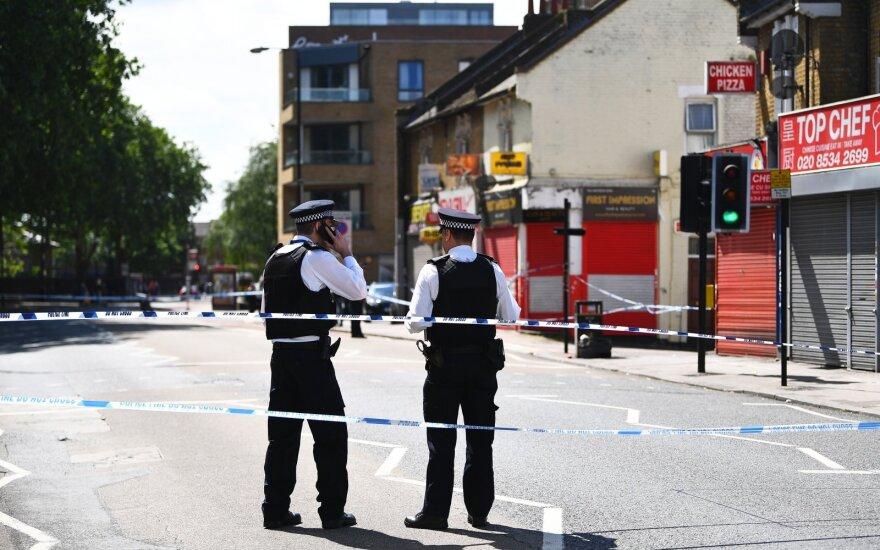 Policija rytų Londone