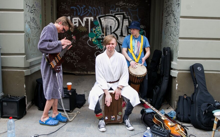 Gatvės muzikos diena Vilnuje