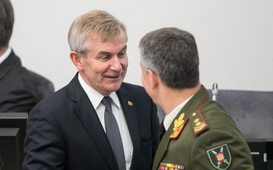 Viktoras Pranckietis, Valdemaras Rupšys