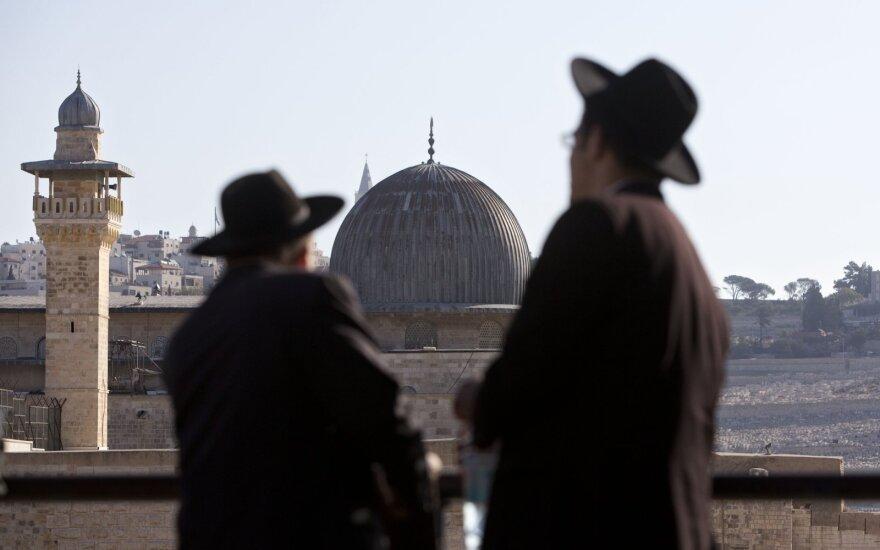 Žydų ultraortodoksai