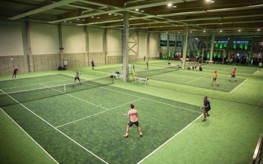 M7 Sport Balzekas Tennis Academy / Foto: Fotobankas.lt, Gedmantas Kropis