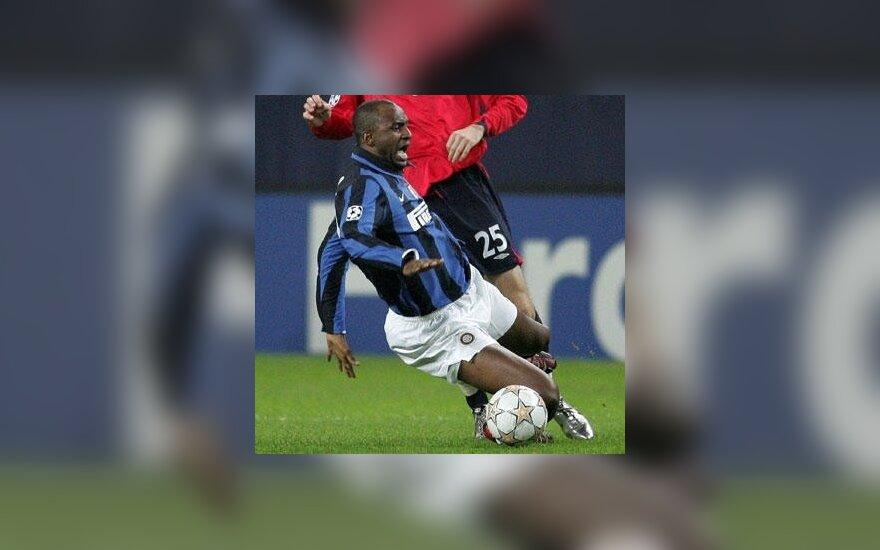 """Patrick Vieira (""""Inter"""")"""
