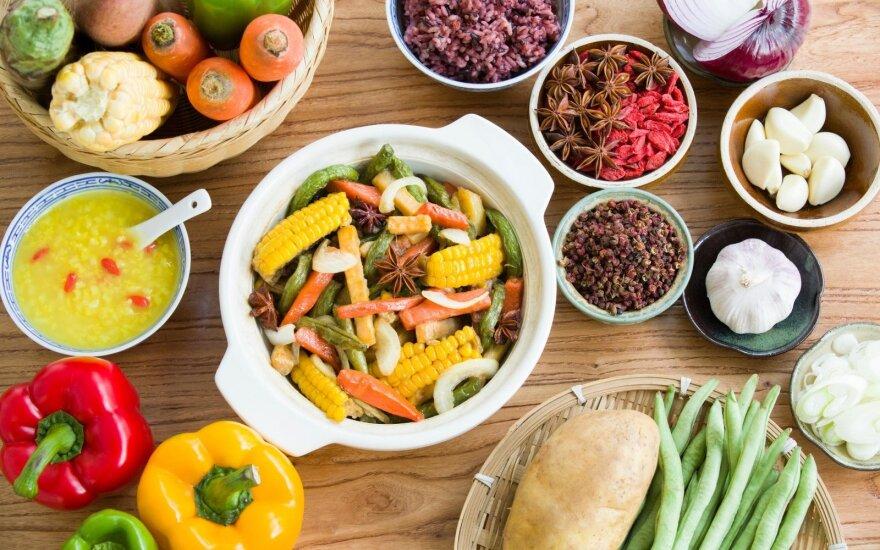 Teisingai parinktas maistas padės sureguliuoti hormonų pusiausvyrą
