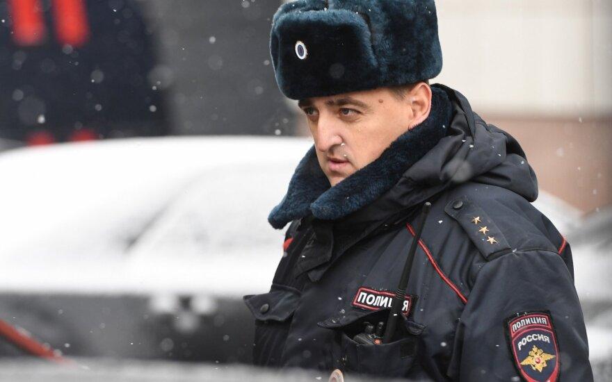 Policija Rusijoje