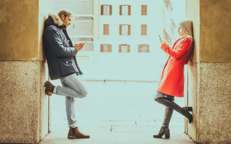 Iliuzijos, kurios porų santykius varo į neviltį, nes yra tiesiog neįgyvendinamos