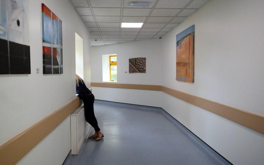 Už 4,7 mln. eurų rengiamasi rekonstruoti VRM Medicinos centro korpusą Vilniuje