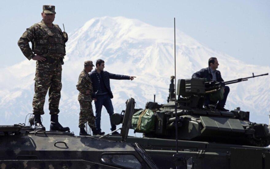 Armėnijos kariuomenė
