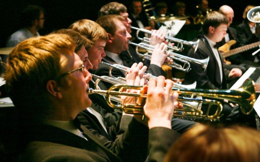 """Pučiamųjų instrumentų orkestras """"Trimitas"""""""