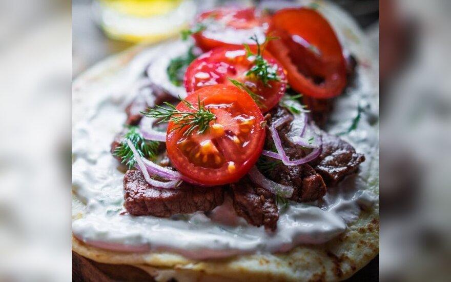 Fantastiškas Gordono Ramsay sumuštinis: tokio norėtumėte kasdien