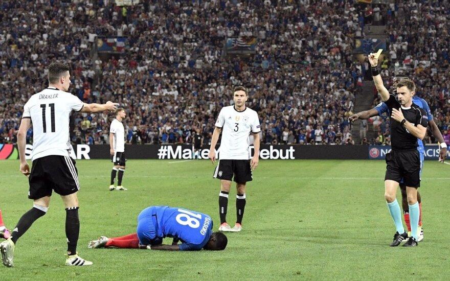PSG klubą sustiprino pasaulio čempionas