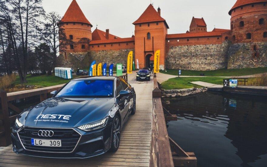 """""""Lietuvos metų automobilis 2019"""": išmaniausių paieška"""