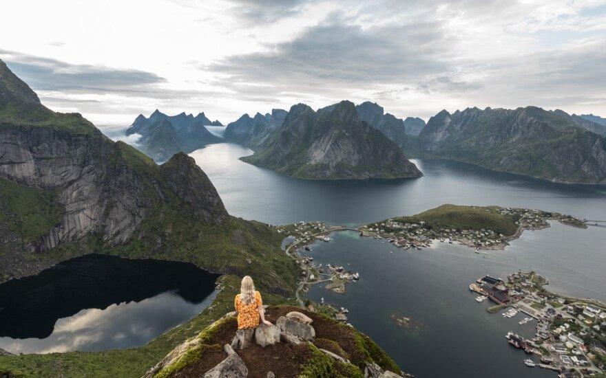 Pokyčiai pasaulyje grasina suvalgyti kone visus norvegų sukauptus pinigus Gerovės fonde