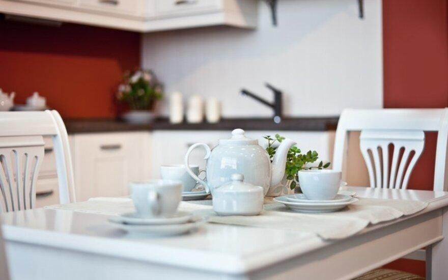 """Idėjos iš """"Airbnb"""", kurios pavers namus ne tik tvarkingais, bet ir stilingais"""