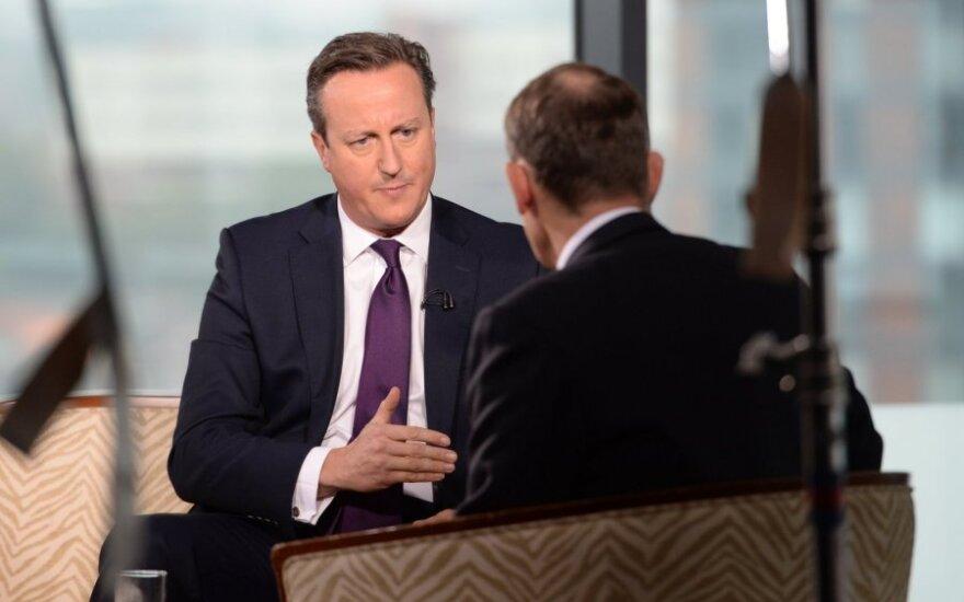 Davidas Cameronas