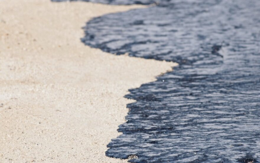 Smėlis ir nafta