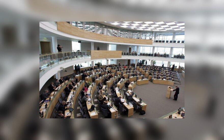 Naujos opozicijos sutarties socialdemokratai tikisi iki sesijos