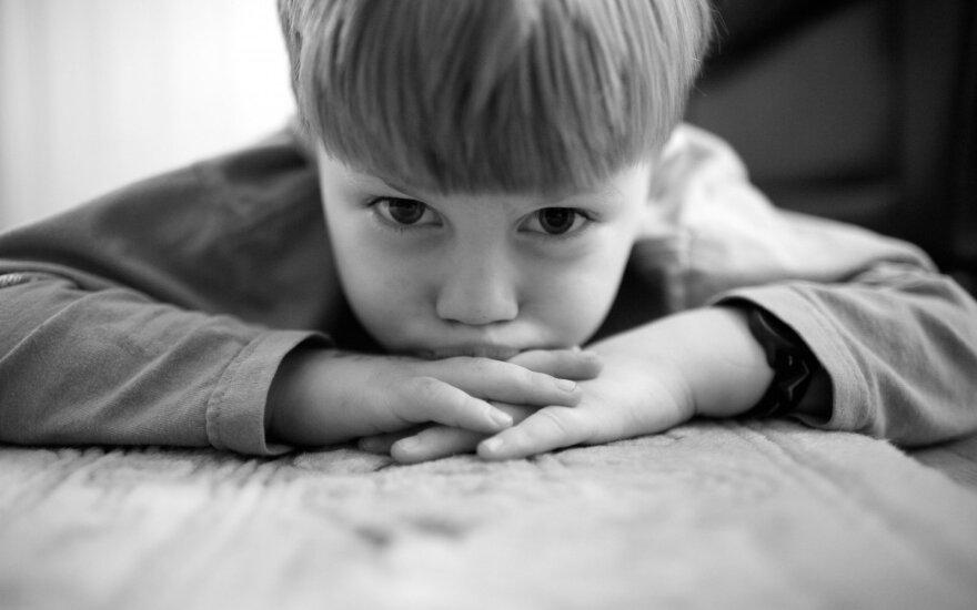 Nebežino ko griebtis: sūnus viską užmiršta