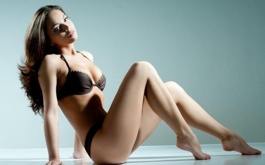 Norinčioms atrodyti tobulai - kūno dizaino treniruotė