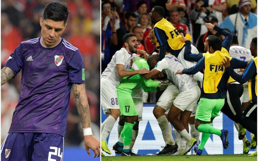 "Abu Dabio ""Al Ain"" - Buenos Airių ""River Plate"""