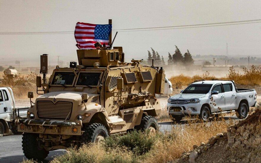 Lietuvoje dislokuojamas JAV batalionas: tai siunčia svarbią žinią Rusijai