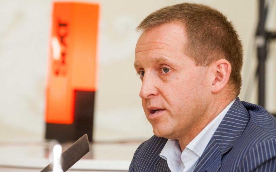 M. Tyla apie kritiką M.A.M.A rengėjams: nemanau, kad lietuviška muzika yra žemo lygio