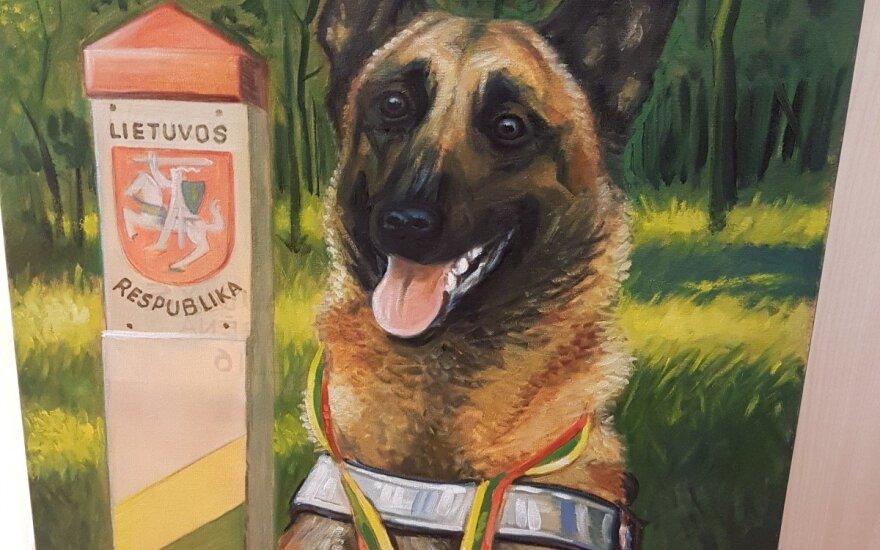 Pasieniečių šunį nušovusiam A. Komskiui gresia bauda ir ginklo konfiskavimas