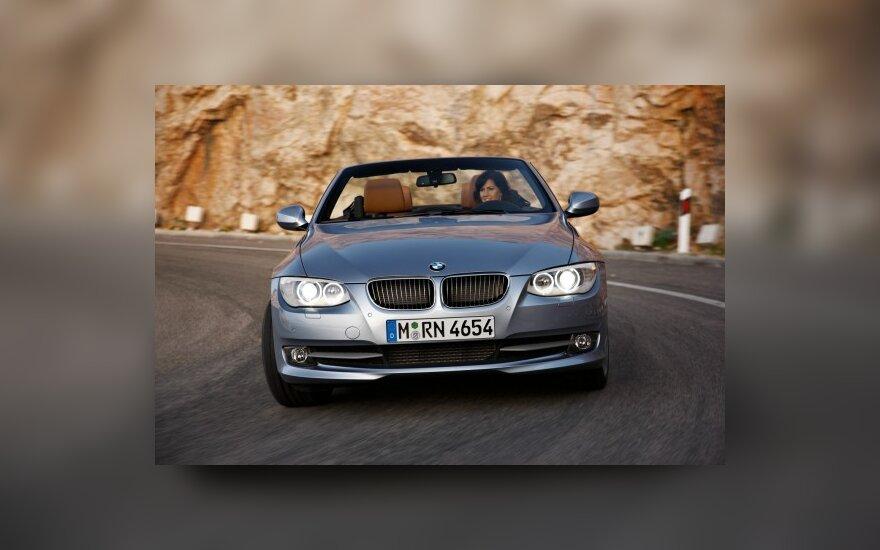 BMW 3 serijos kabrioletas