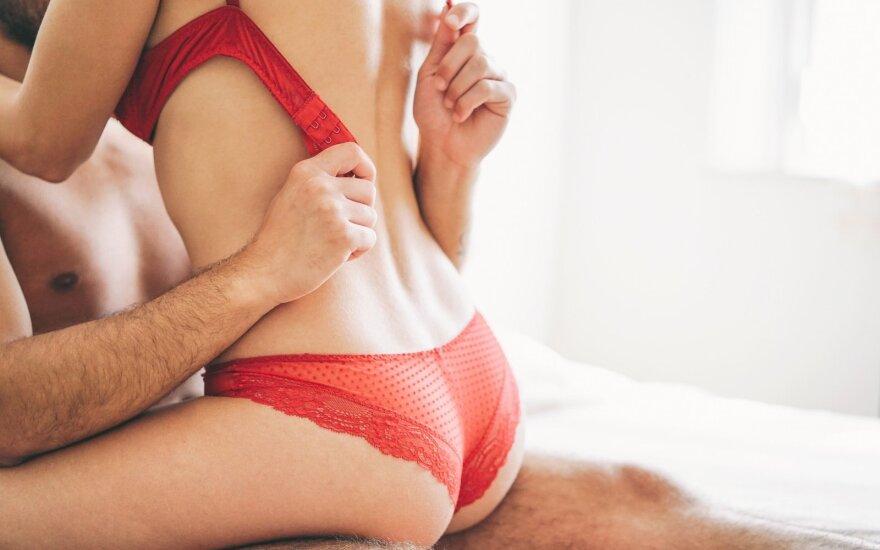 Vyrų paslaptys: kaip suteikti moteriai kartotinį orgazmą