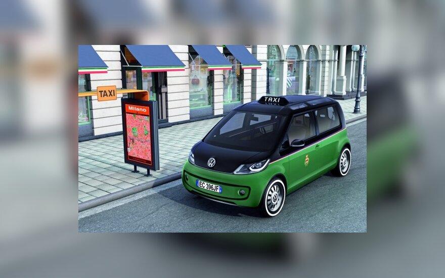 Volkswagen Milano Taxi