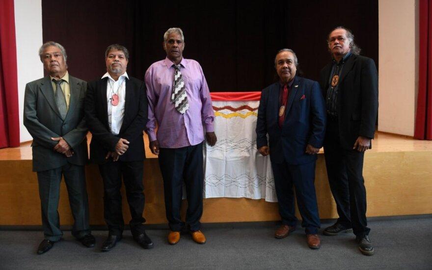 Vokietija pradeda didžiausią aborigenų palaikų grąžinimą Australijai