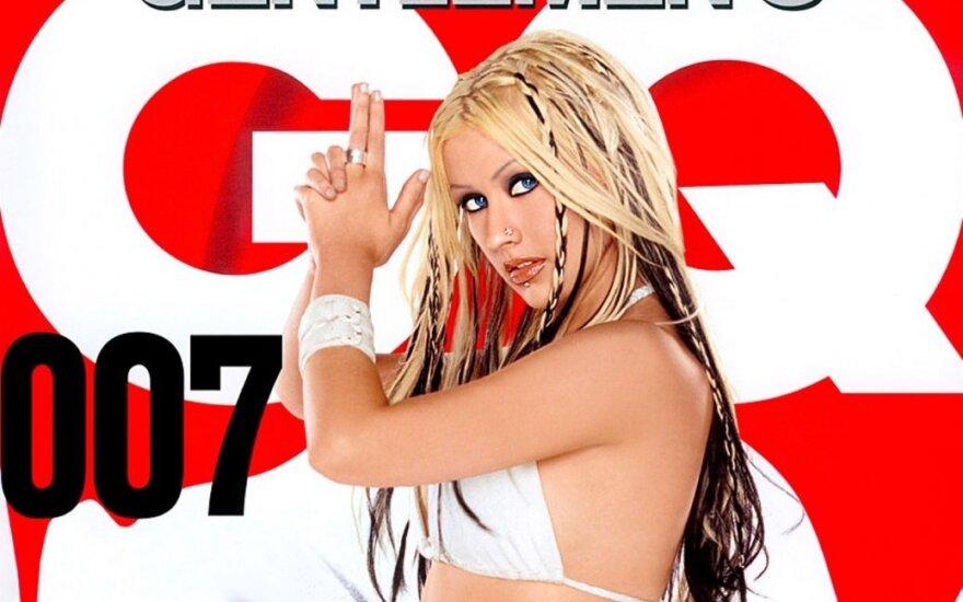Christina Aguilera. 2002-2003 m.