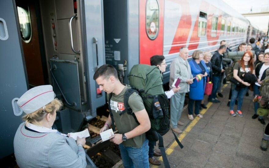 """""""Misija Sibiras 2017"""" komanda keliauja į Rusiją"""