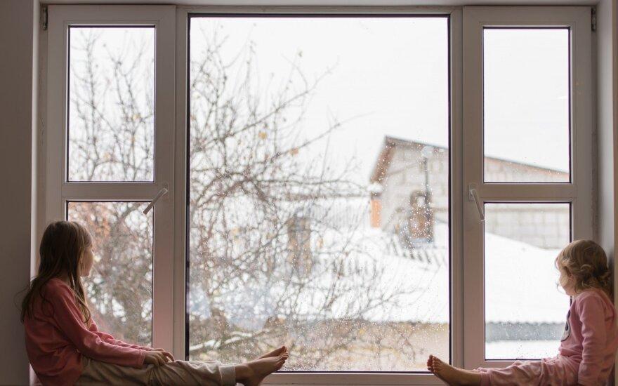 Lietuva orų ekstremalumą pajus žiemą