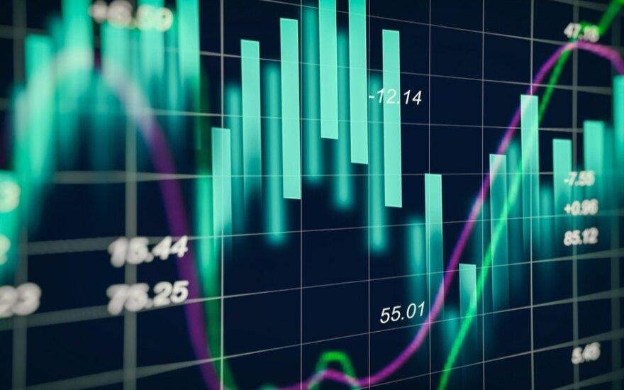 Euras siekė naujas dviejų metų aukštumas