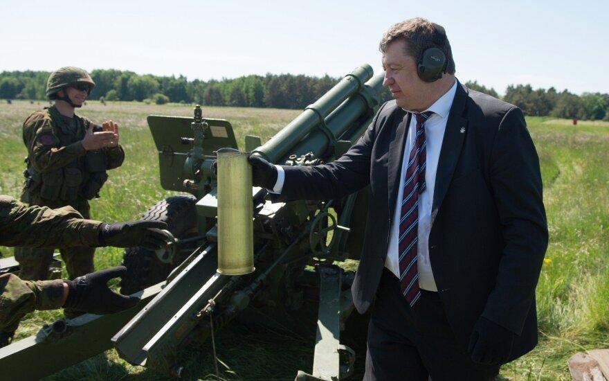 """Karoblis: """"Baltops"""" pratybos rodo NATO ryžtą ginti Baltijos regiono šalis"""