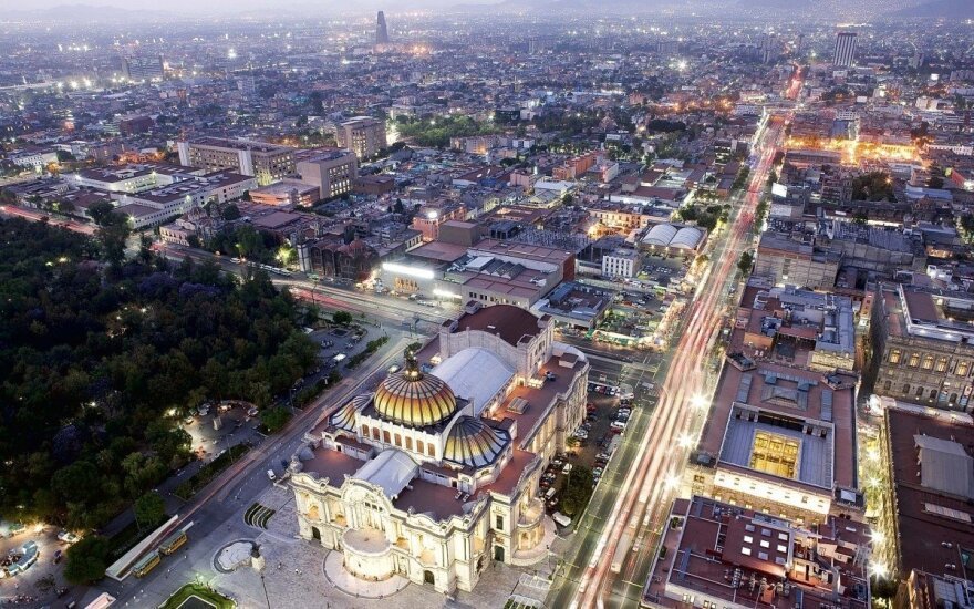 Meksika žada atsaką JAV muitų tarifams