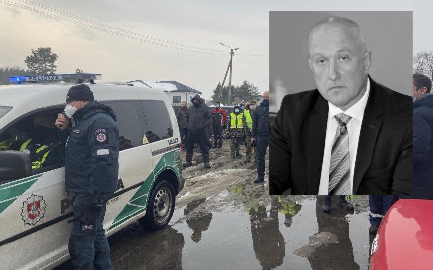 Prokuratūra: Utenos politiko mirtis – ne žmogžudystė