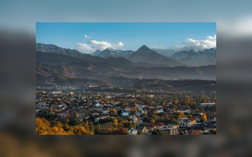 Almata, Kazachstan