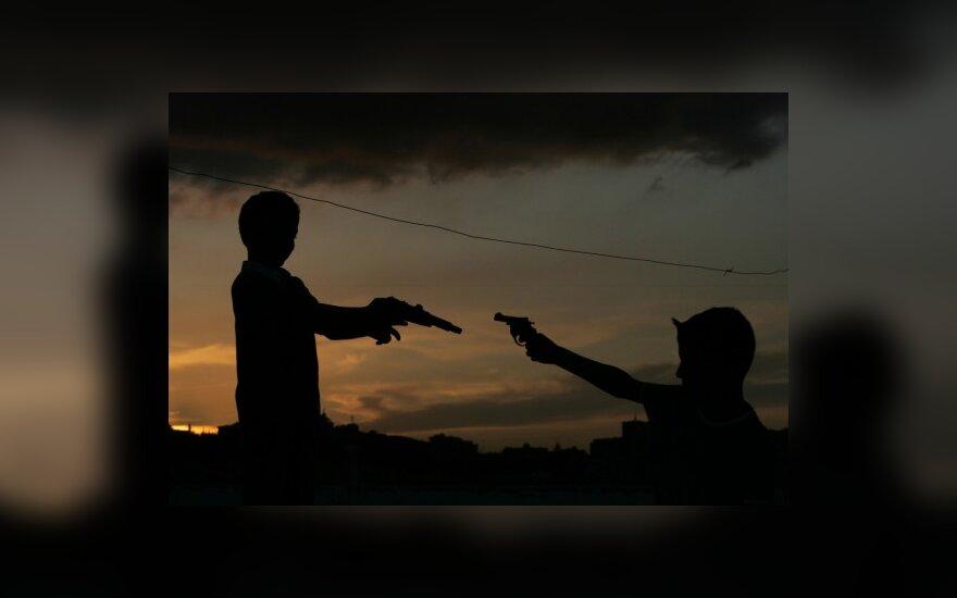 Pakistanas: Talibanas vaikus verčia savižudžiais