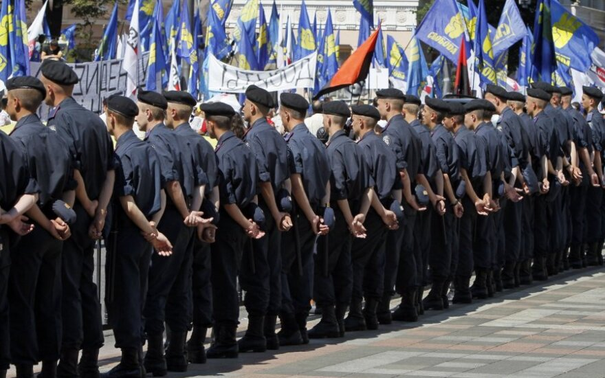 Ukraina atsisako ES paramos sprendžiant dujų konfliktą su Rusija