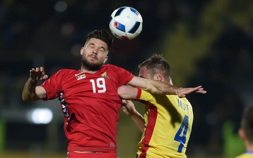 """Danijos taurės pusfinalyje – """"Aalborg"""" su L. Spalviu nesėkmė"""