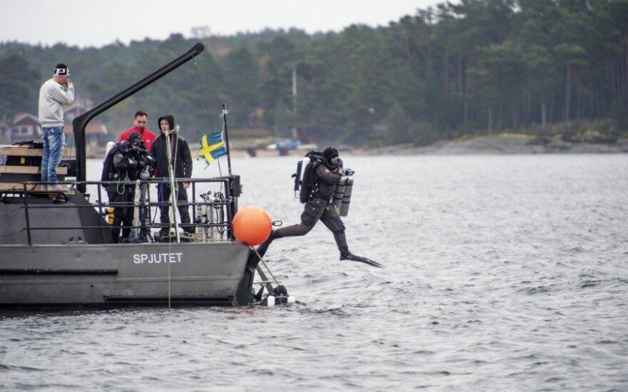 Rusijos povandeninio laivo paieška: blogiausias scenarijus
