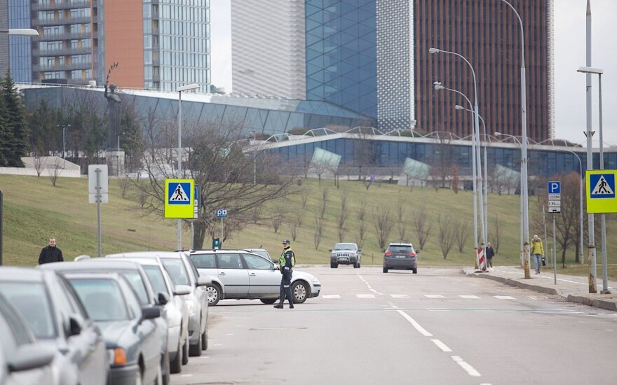Vilniaus vairuotojas išvardino 5 dalykus, kurie jį siutina sostinės gatvėse