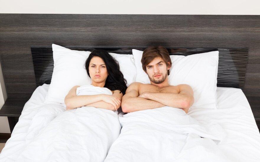 Intymūs pokalbiai: kaip viską pasakyti ir neįžeisti partnerio